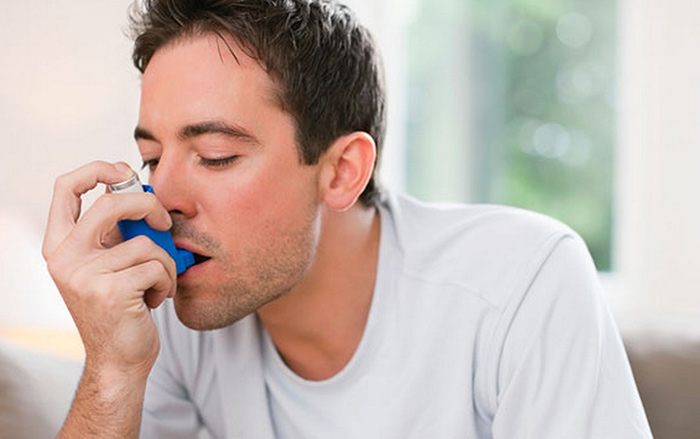 man asthma allergy clinic south africa